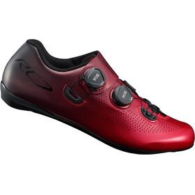 Shimano SH-RC701M Miehet kengät , punainen